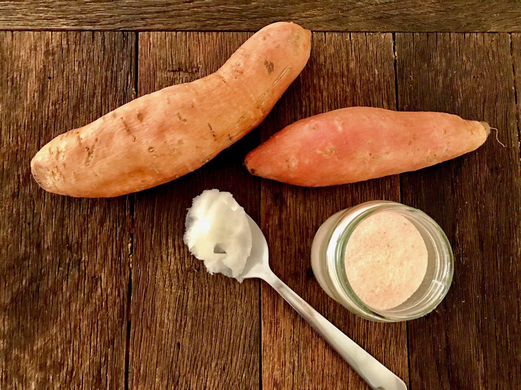 things to make roasted sweet potatoes